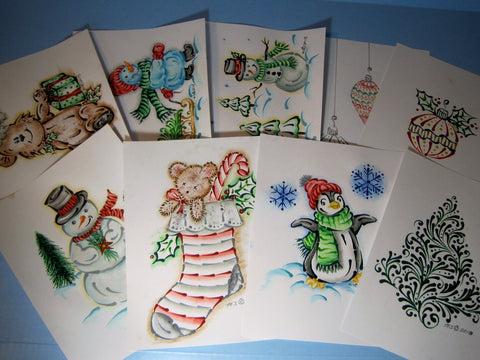 "Christmas Patterns - ""Special Sale"" $12.99"