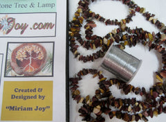"""NEW"" Wire Gemstone Gourd Tree and Lamp Class DVD's #3"