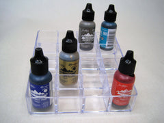 Alcohol Dyes Bottle Holder ~ Keeps Dyes Organized