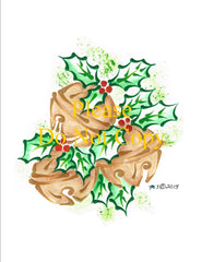Jingle Bells Pattern
