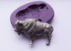 NEW - Large Buffalo Silicone Mold