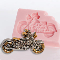 """Motorcycle Fun"" Silicone Mold"