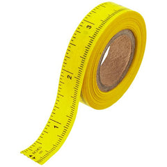 'PEEL & STICK' Vinyl Reusable Tape/Ruler!