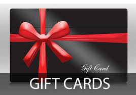Gift Cards by Miriam Joy - $25.00 / $50.00 / $100.00 Amounts!