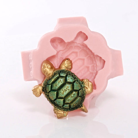Timmy the Turtle Silicone Mold