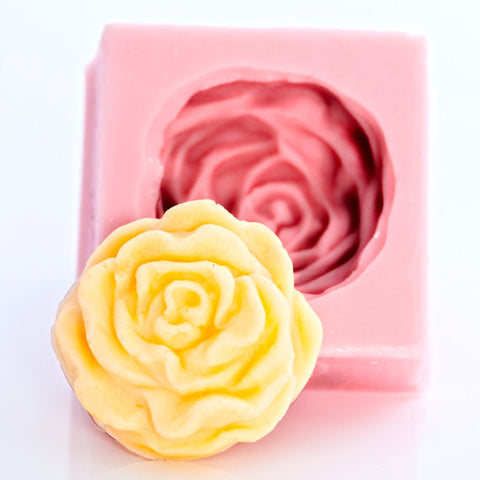 """New"" Lovely Rose Silicone Mold"
