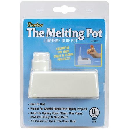Low Temp Melting Pot - VERY LIMITED STOCK!