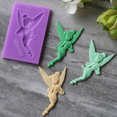 """FAIRY FUN"" Fairy Silicone Mold"