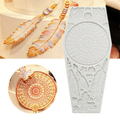 "Dream Catcher Silicone Mold -""20"" Molds in One!"