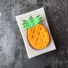 Pineapple Silicone Mold - COOL!