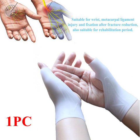 Artists Silicone Thumb/Hand Support Gloves