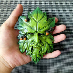 """Nature Man"" Silicone Mold - CLOSE OUT SALE!!! = ONLY $18.99"