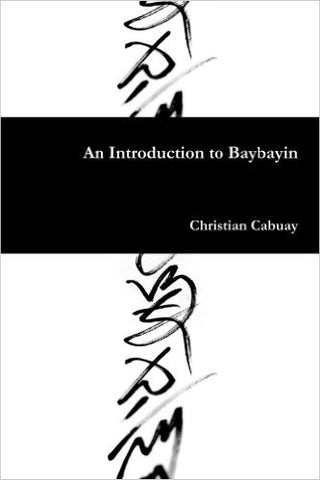 introduction to baybayin book