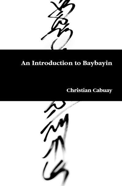 An Introduction to Baybayin - Signed and embossed