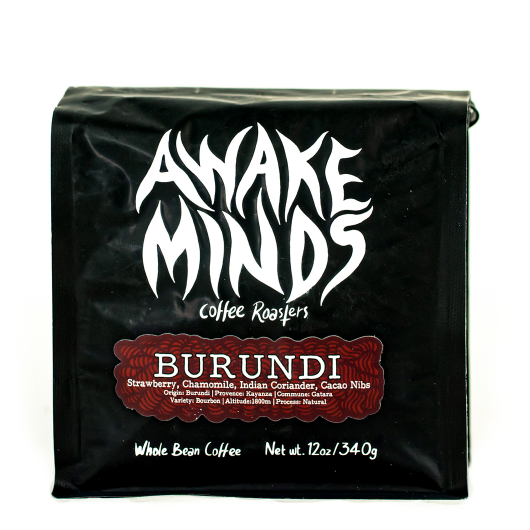 Burundi Single-Origin