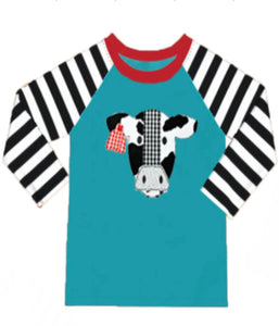 [PREORDER] Fall Preorder: Cow Tag Long Sleeve Shirt