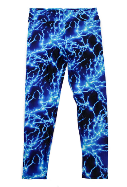 Lightning full length legging NO pockets