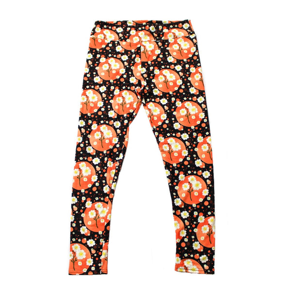 Autumn Blooms legging NO pockets