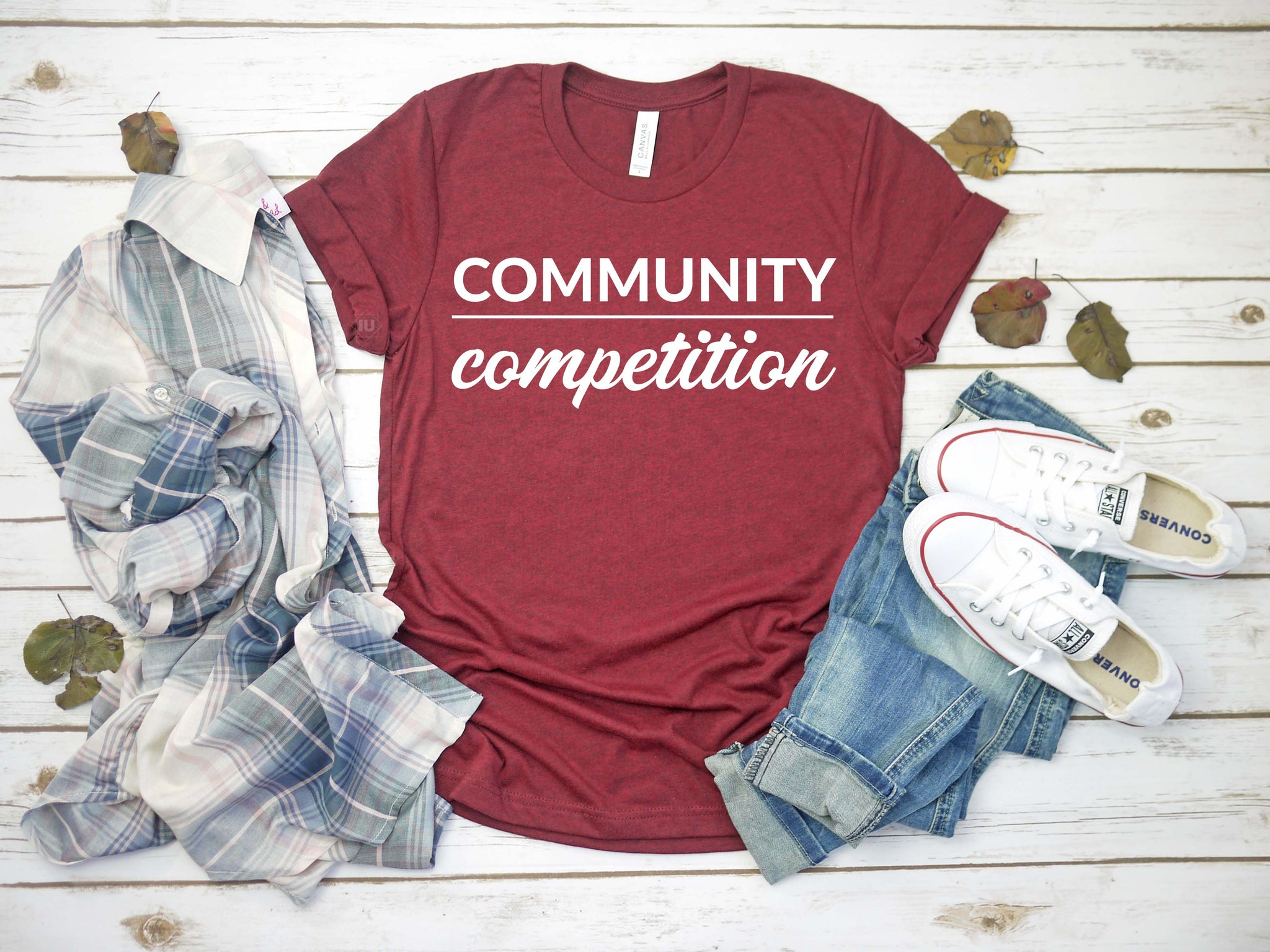 Community Over Competition | Wholesale