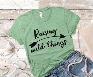 Raising Wild Things | Wholesale
