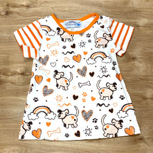Fletcher Lane Puppies Tee
