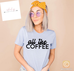 All The Coffee | Wholesale