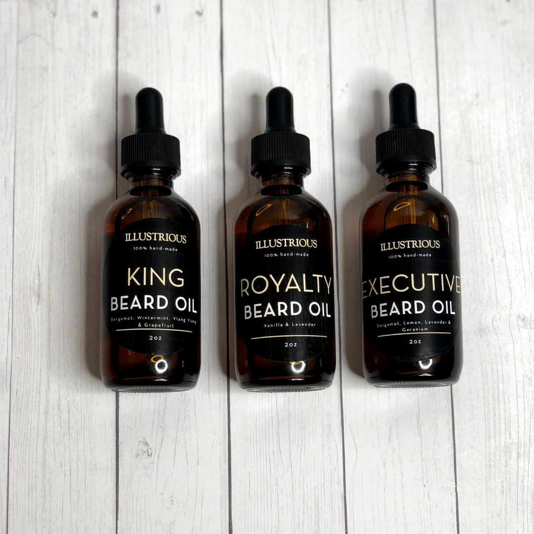 EXECUTIVE Beard Oil