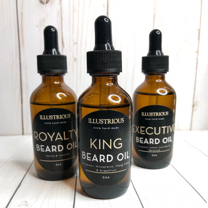 KING Beard Oil
