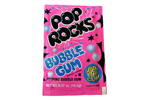 Pop Rocks Crackling Gum