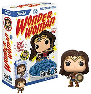 Funko Wonder Woman Cereal