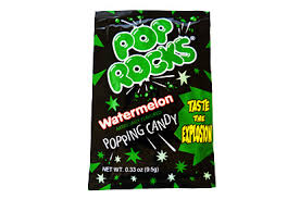 Pop Rocks Watermelon