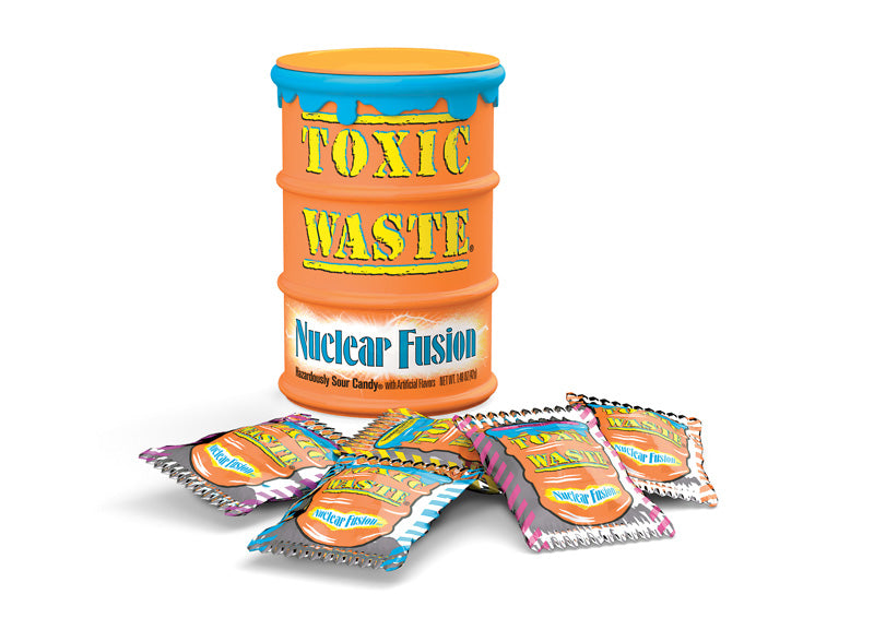 NEW! Toxic Waste Nuclear Fusion