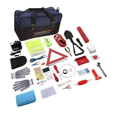 Road Side Emergency Kit Listed SUVSupply.com