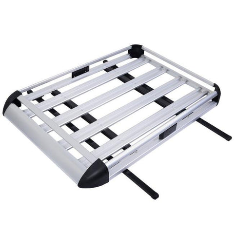 Aluminum Roof Cargo Rack (Cross Bars Included) Listed SUVSupply.com Default Title