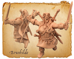 Brunhilde the Giant