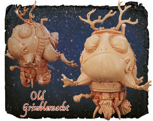 Old Grimblesnacht Festive Kit!