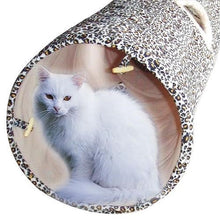 "Load image into Gallery viewer, 35"" x 14"" Large Cat Tunnel"