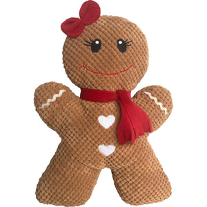 "10"" Christmas Mrs. Gingerbread"
