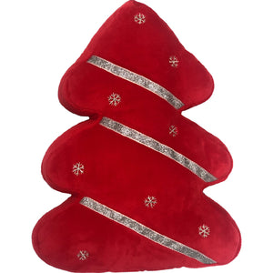 "12"" Christmas Tree - Red"
