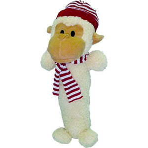 "20"" Christmas Fleece Monkey Stick"
