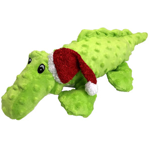 "16"" Christmas Crocodile"