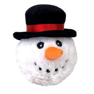 "5"" Christmas EZ Snowman Ball"
