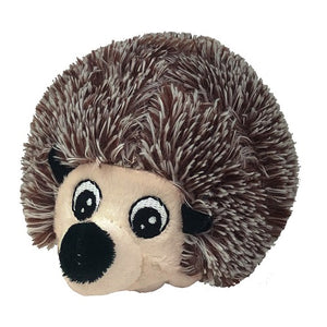 "4"" EZ Squeaky Hedgehog Ball"