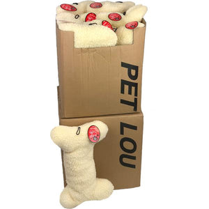 "PDQ 18"" Fleece Bone - 9 Pieces"
