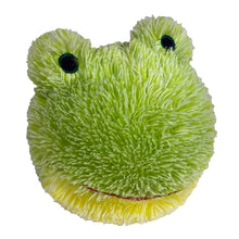 "Load image into Gallery viewer, 4"" EZ Squeaky Frog Ball"
