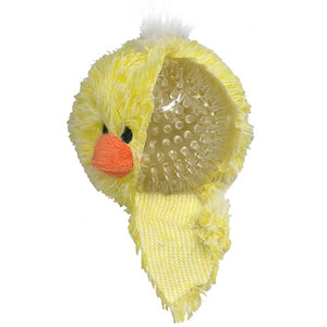"4"" EZ Squeaky Chick Ball"