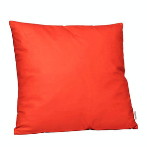 Eclante Red Velvet Throw Pillow | Soft Decorative Pillow