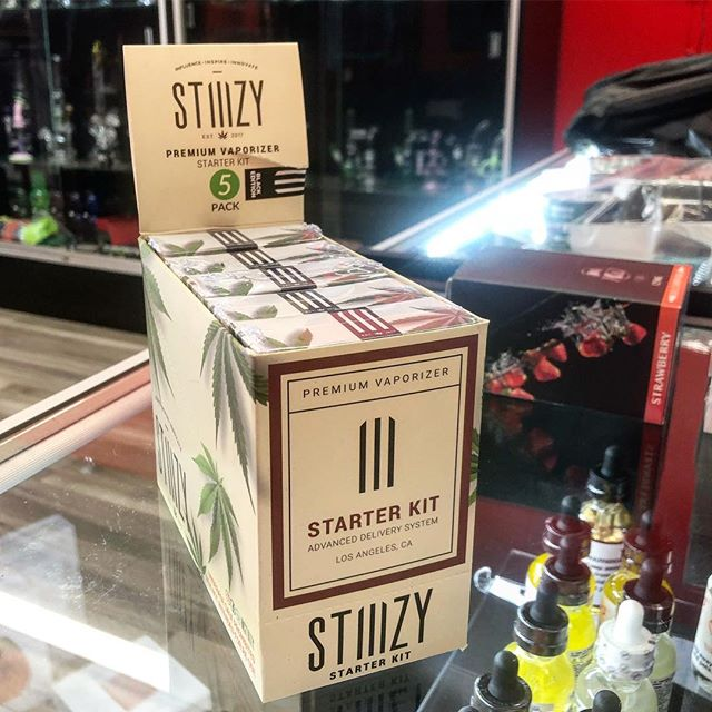 STIIIZY Starter Kit [5 Pack]