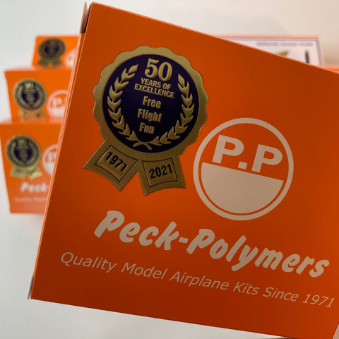 Peck 50th Badge