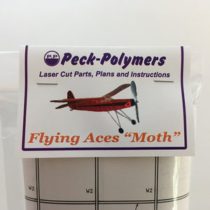 Short Kit-Flying Aces Moth